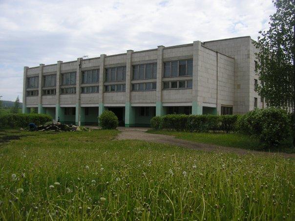 Шлола №12 г. Октябрьский
