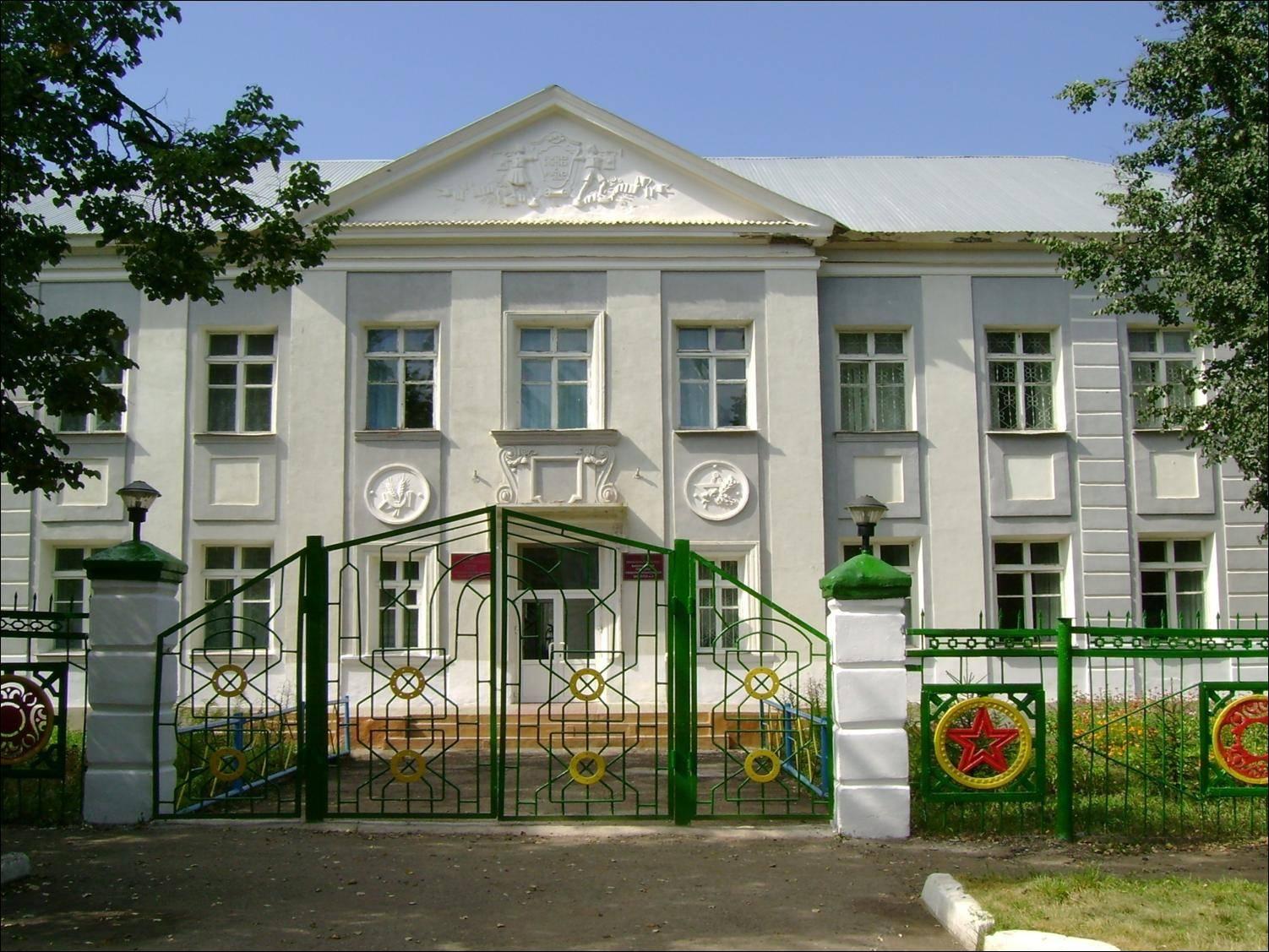 Школа №3 им.Ю.А.Гагарина г.Бавлы